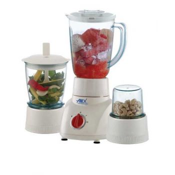 Anex AG-6026 - Blender with 2 Grinders - 3 in 1